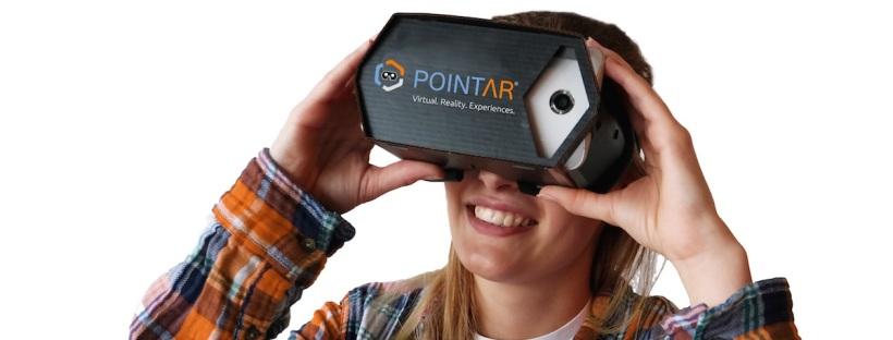 DEXPERIO Cardboard VR-Headset